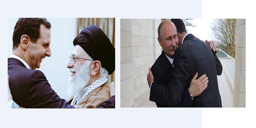 Saldırıları Arttıran Esed Rejiminin Destekçileri Kim?