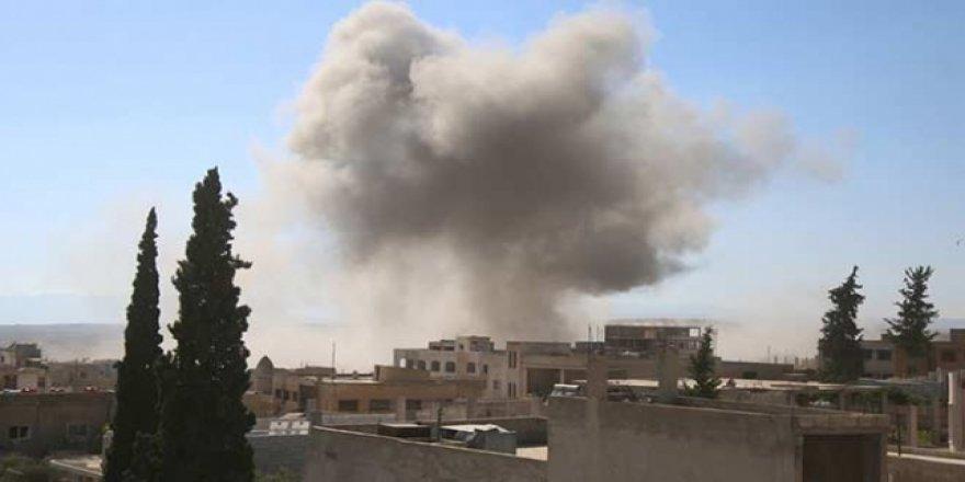 İdlib'de İftardan Önce Pazara Saldırı: 5 Ölü, 20 Yaralı