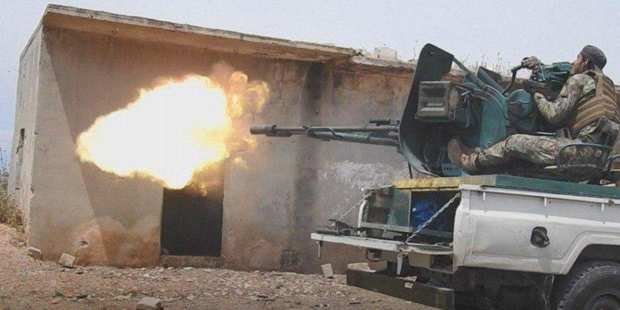 Hama Kırsalında Şiddetli Çatışmalar: Rejime Ağır Darbe