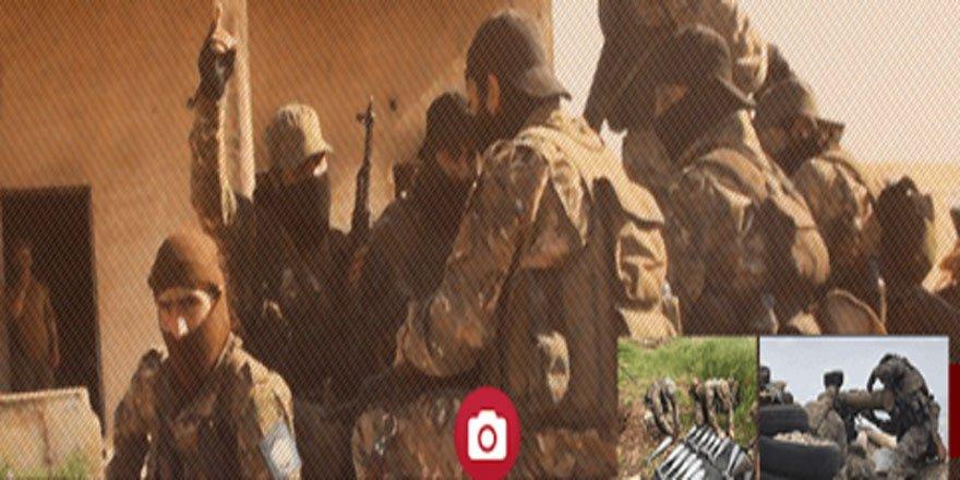 Muhaliflerden Esed Rejimine Yönelik Son Operasyonlara Dair Açıklama