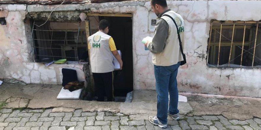 Amasya İHH 700 Aileye Ramazan Kumanyası Yardımında Bulundu