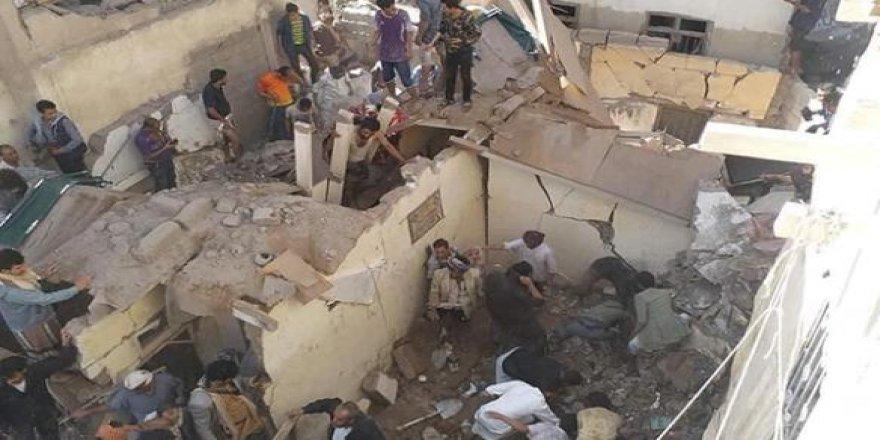 Koalisyon Güçleri Yemen'de Yine Sivilleri Hedef Aldı