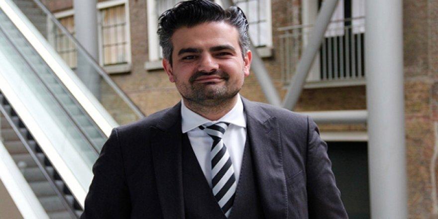 Siyonist İsrail Kudüs'te Hollanda Milletvekilini Gözaltına Aldı