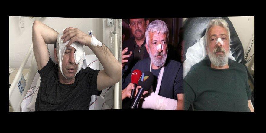 Gazetecileri Hastanelik Etme Trendi Yükselişte
