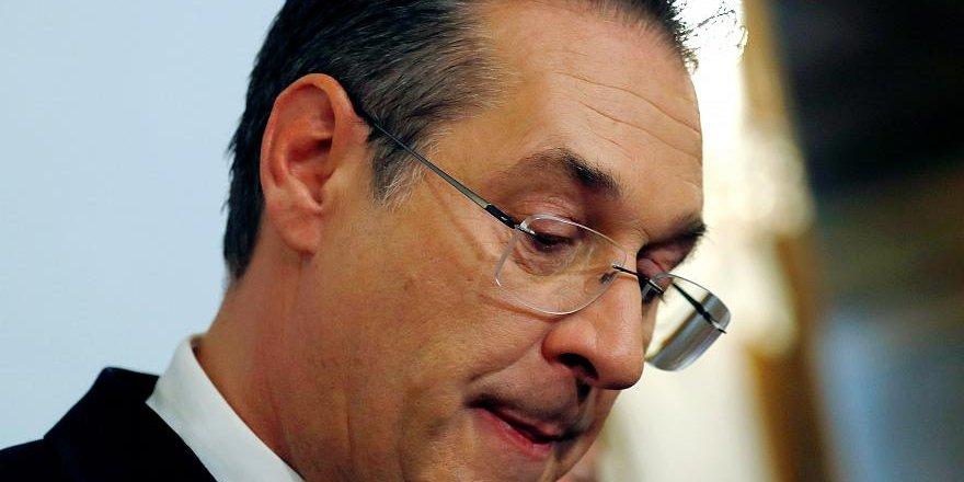 Avusturya'nın Başbakan Yardımcısı İstifa Etti
