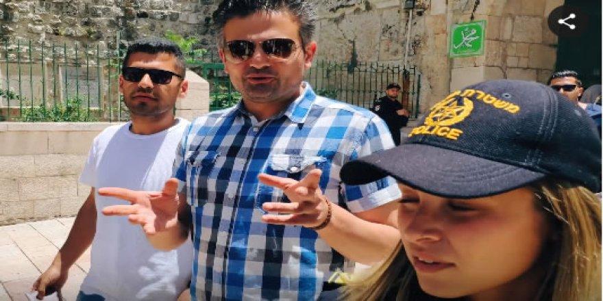Kudüs'te Gözaltına Alınan Milletvekili Yaşananları Anlattı