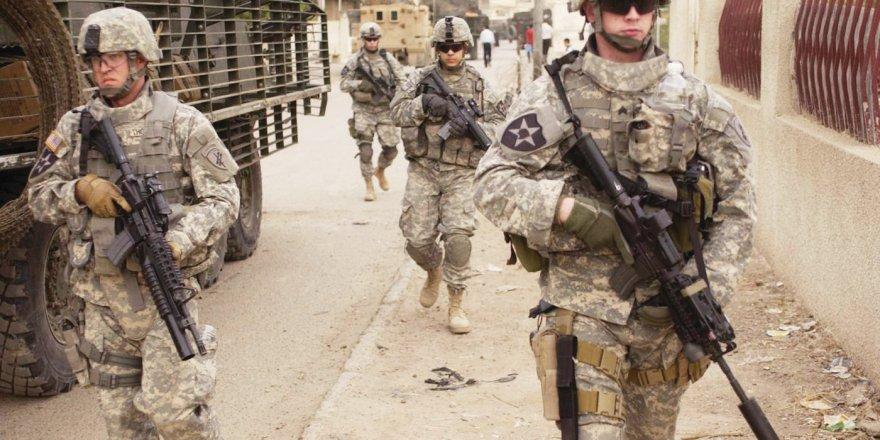 120 Bin ABD Askeri Konuşlanacak