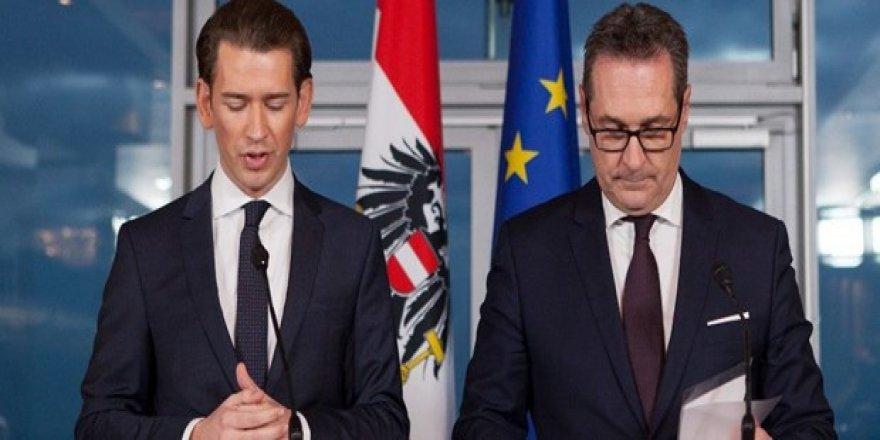 Avusturya'da Koalisyon Dağılıyor