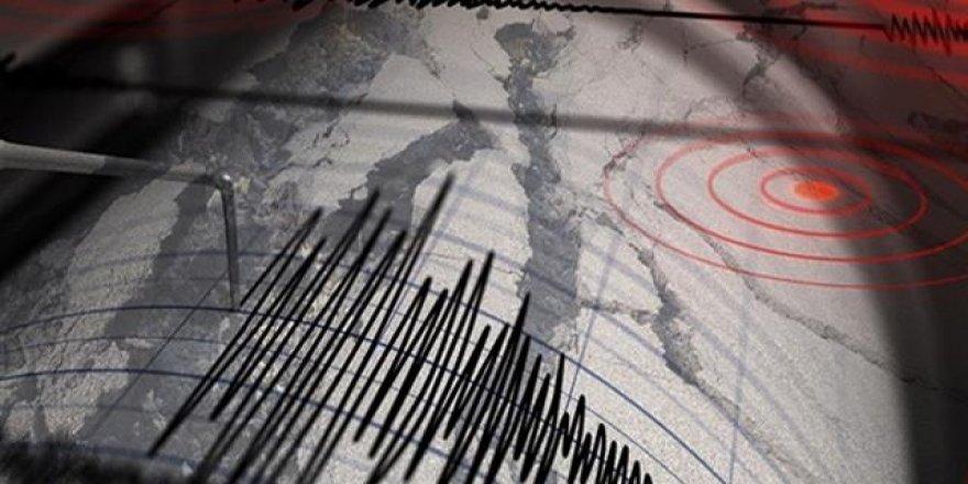 Ege Denizi'nde 1 Günde 3 Deprem