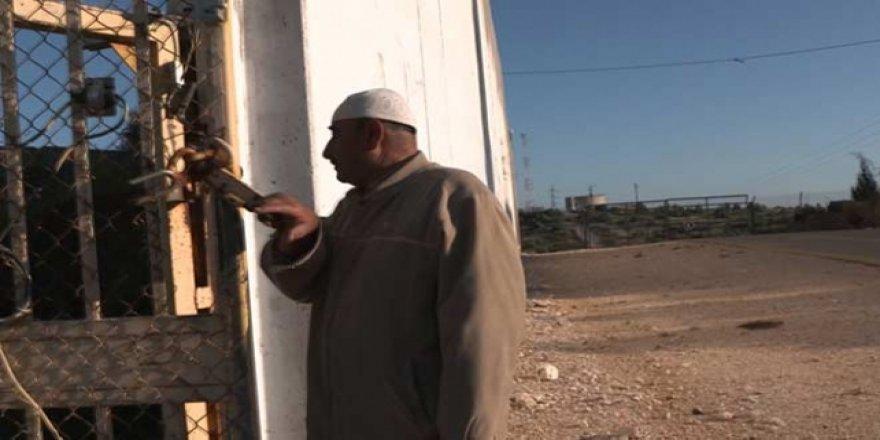 İsrail'in Filistin'i Parçalamak İçin İnşa Ettiği Duvarlarda Hayat