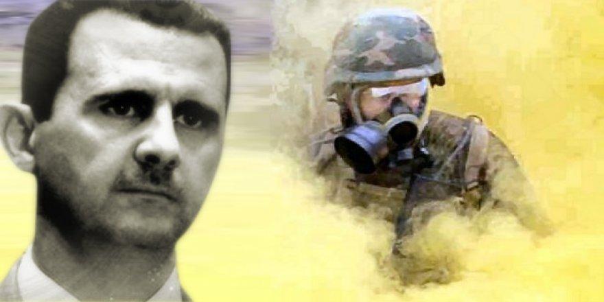 ABD: 'Esed Rejiminin Yeni Kimyasal Saldırılar Gerçekleştirdiğini Tespit Ettik'