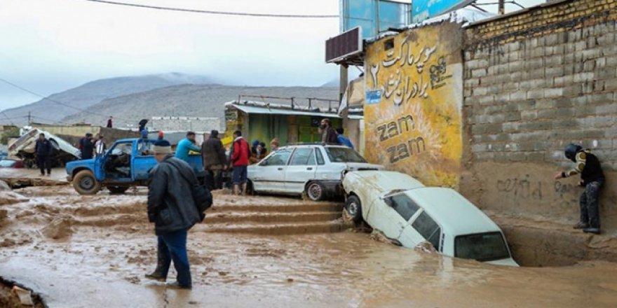 İran Genelinde Şiddetli Yağış: 24 Ölü