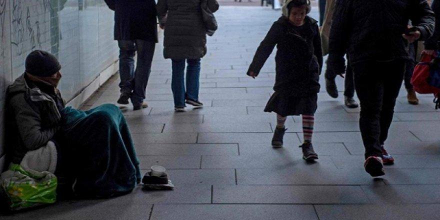 Brüksel'de Geçen Yıl 67 Evsiz Hayatını Kaybetti