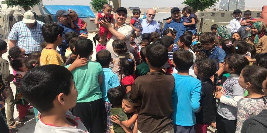 Suriye'de Ramazan Bereketi