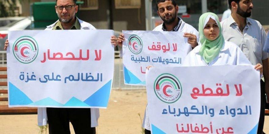 Gazze'de Ciddi Bir İlaç Krizi Yaşanıyor