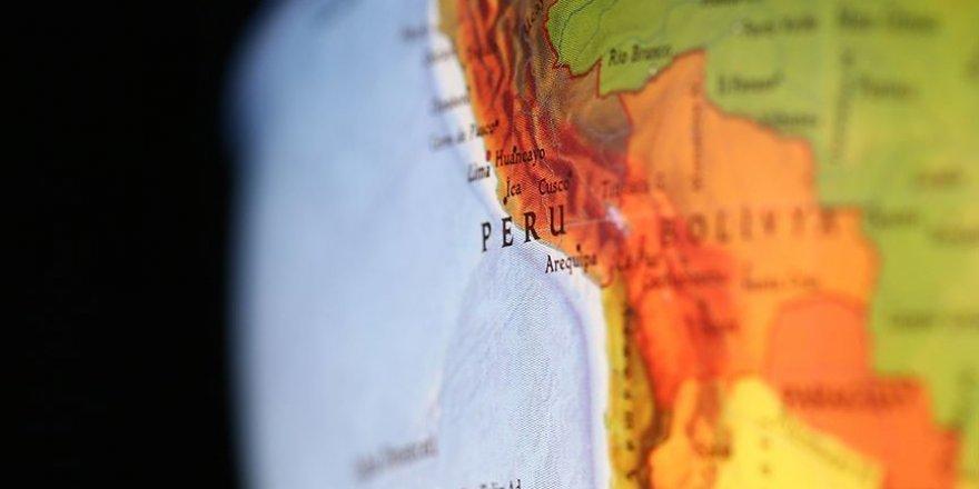 Peru'da 8 Büyüklüğünde Deprem Meydana Geldi