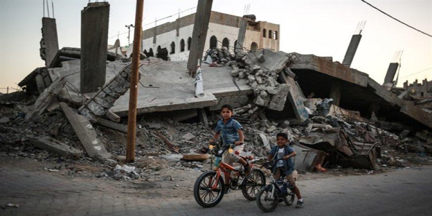 İsrail'in Son Gazze Saldırısında Hasar Bilançosu 9,5 Milyon Dolar