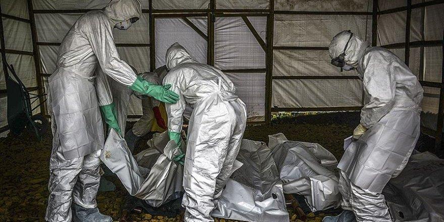 Kongo'da Ebola'dan Ölenlerin Sayısı 1183'e Çıktı