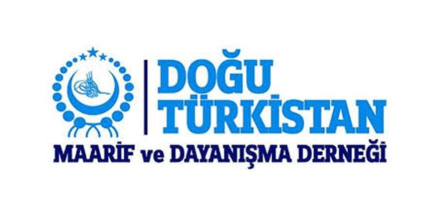Doğu Türkistan Derneği'nden İstanbul Çin Konsolosluğuna Tepki