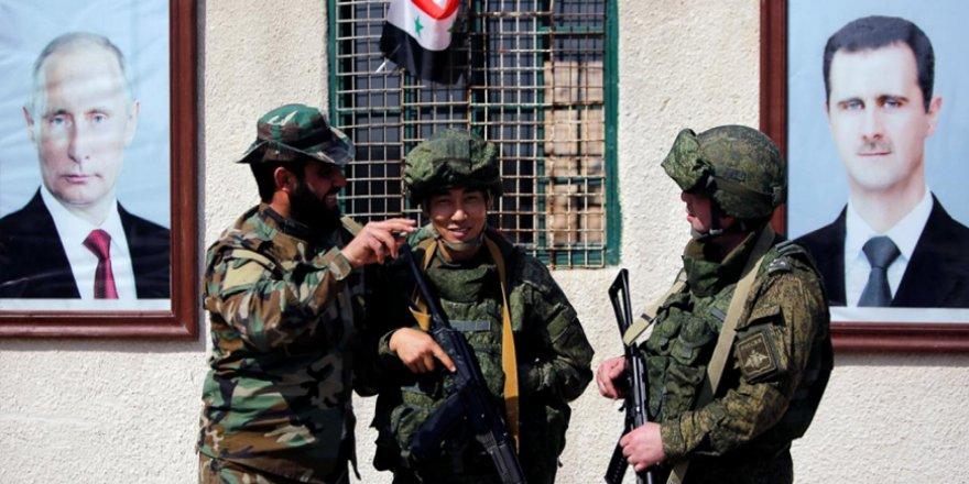 """""""Üst Düzey Rus Subay Suriyeli Muhaliflerle Girdiği Çatışmada Öldü"""""""