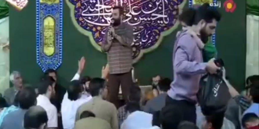 İran Devlet Televizyonunda Hz. Aişe Validemize ve Sahabeye Hakaret!