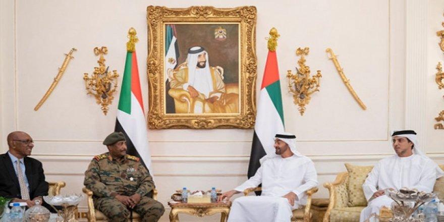 Sudan Cuntasından Suudi Arabistan, Mısır ve BAE'ye Ziyaret