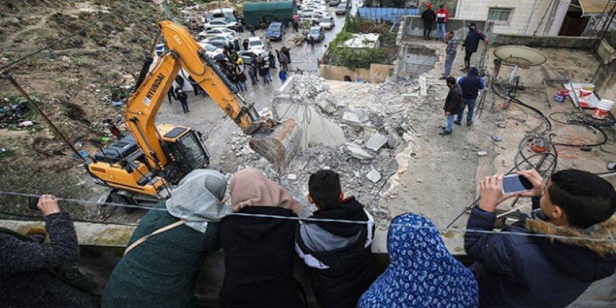 'İsrail Geçen Ay Kudüs'te 130'dan Fazla İhlal Gerçekleştirdi'