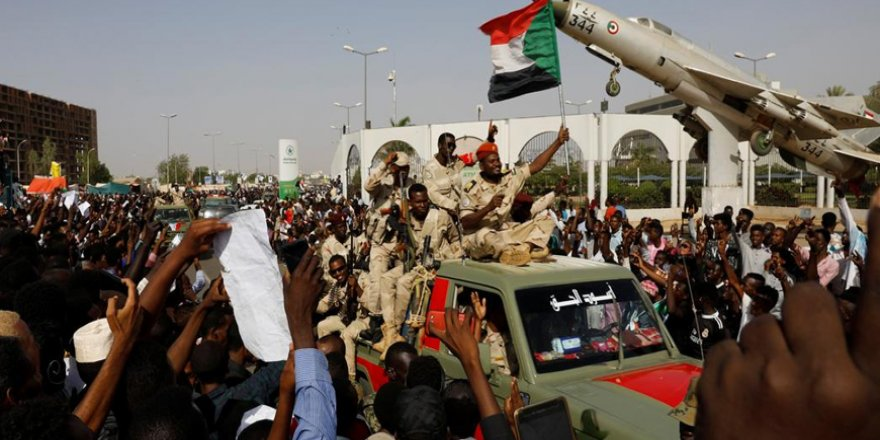 'Sudan Askeri Geçiş Konseyi Sivil Yönetim Kurmaya Hazır'