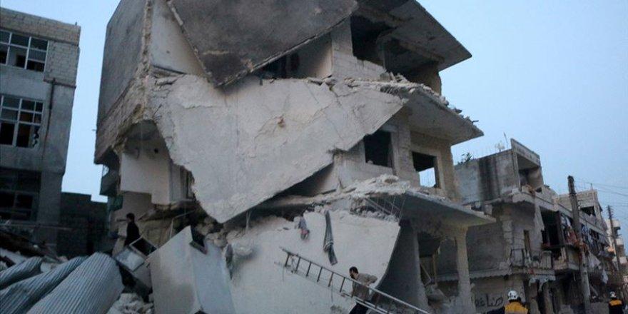 Esed ve Rusya İdlib'de Sahuru Kana Buladı!