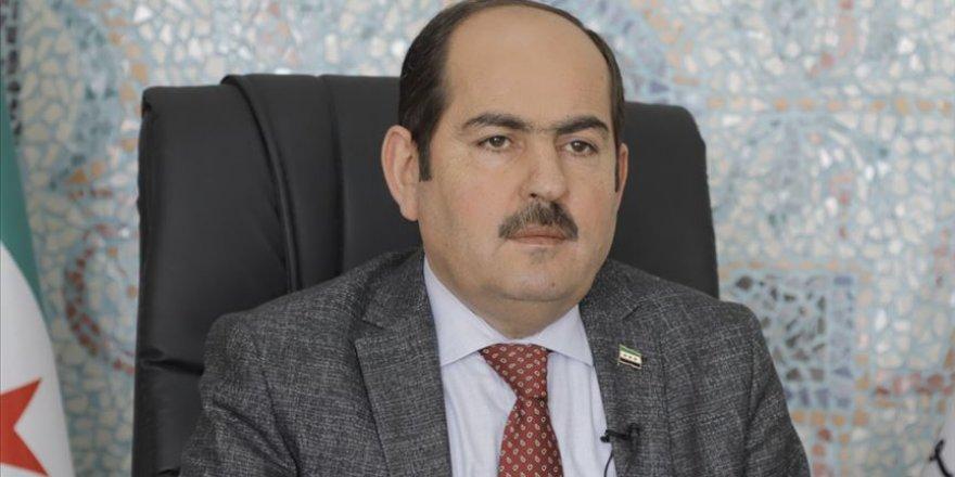 SMDK: Rusya Esed'in Suç Ortağıdır!