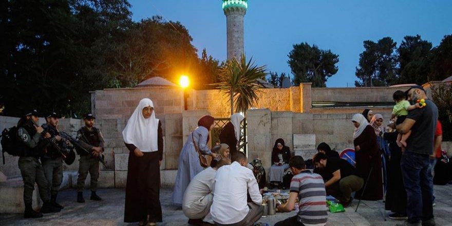 'Zeytin Var Olduğu Sürece Filistin Mücadelemizi Sürdüreceğiz'