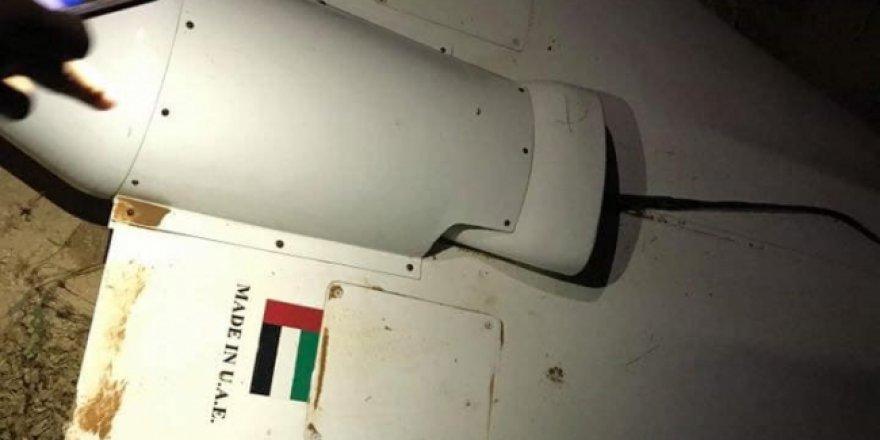 Libya'da BAE İHA'sının Düşürüldüğü İddia Edildi