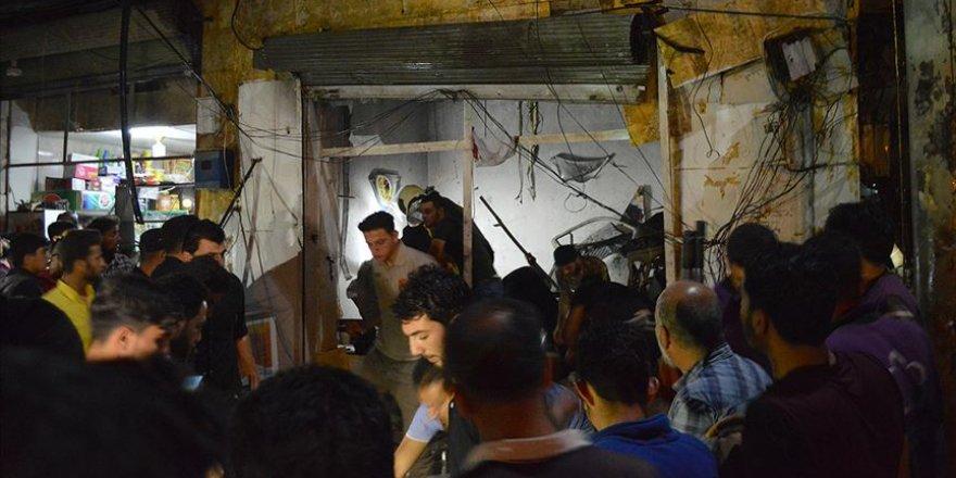 Azez'deki Bombalı Saldırıda 14 Sivil Hayatını Kaybetti