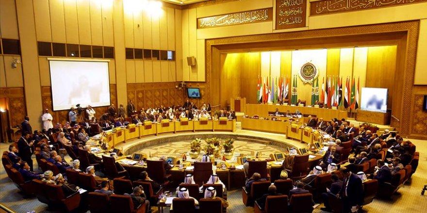 Arap Birliği Mescid-i Aksa'ya Yapılan Baskını Kınadı