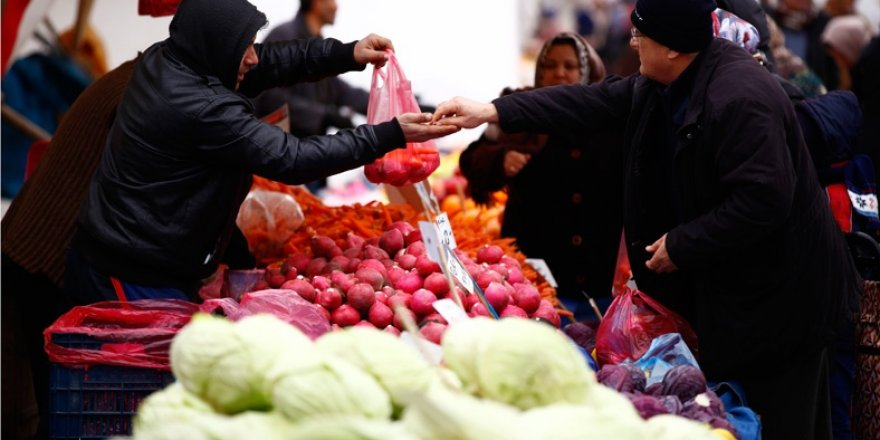 Türkiye'de Enflasyon Haziran'da Yüzde 1,13 Arttı