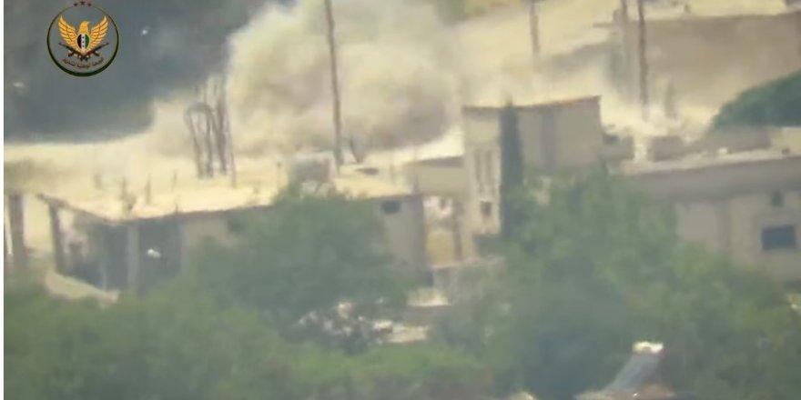 Muhaliflerin Hama'daki Saldırısında Rejim Büyük Kayıplar Verdi