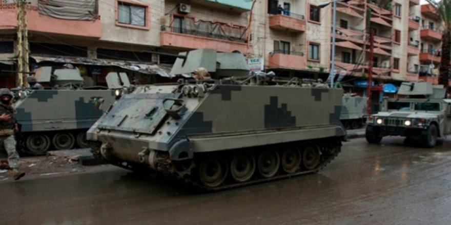 Lübnan'da Silahlı Çatışmada 4 Asker Öldürüldü
