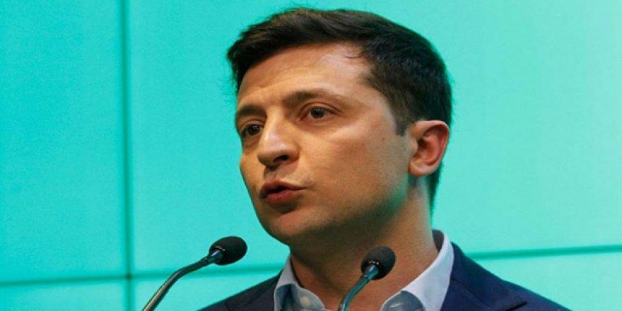 Zelenskiy: Türkiye ile turizmi artırmalıyız