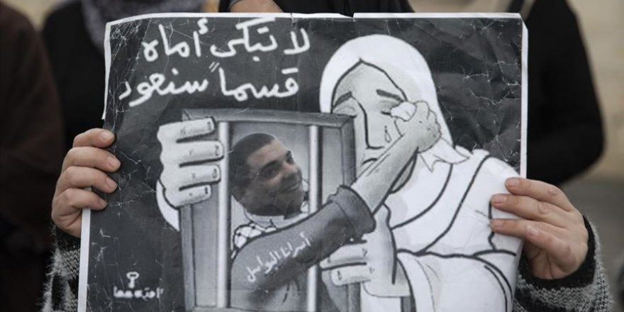 """""""İsrail'in Filistinli Tutuklulara Yönelik İhlalleri Tehlikeli Boyuta Ulaştı"""""""