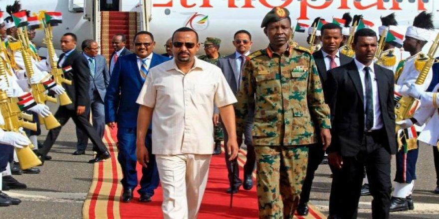 Etiyopya'ya Esenlik Getiren Abiy Ahmed Sudan'da