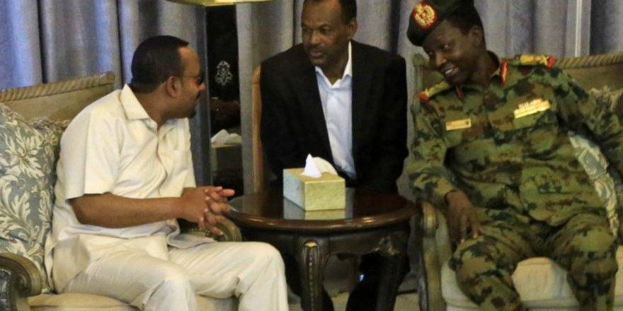 Sudan'da Abiy Ahmed İle Görüşen Muhalif Liderler Tutuklandı