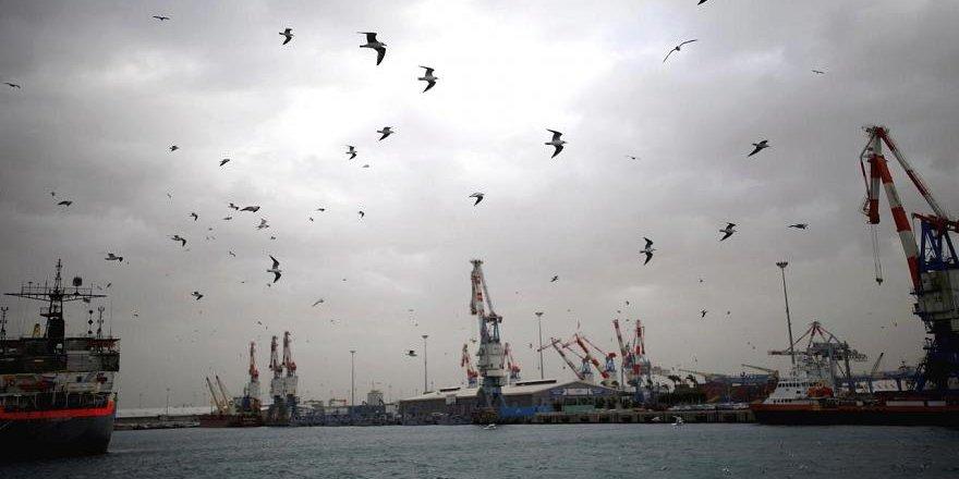 Türkiye'den İsrail'e Giden Kargo Gemisi Ateşe Verildi