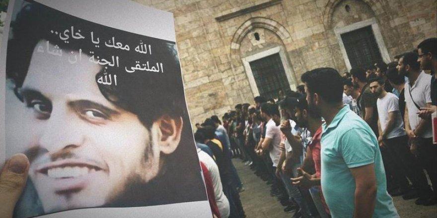 Abdulbasit Sarut İçin Bursa'da Gıyabi Cenaze Namazı Kılındı