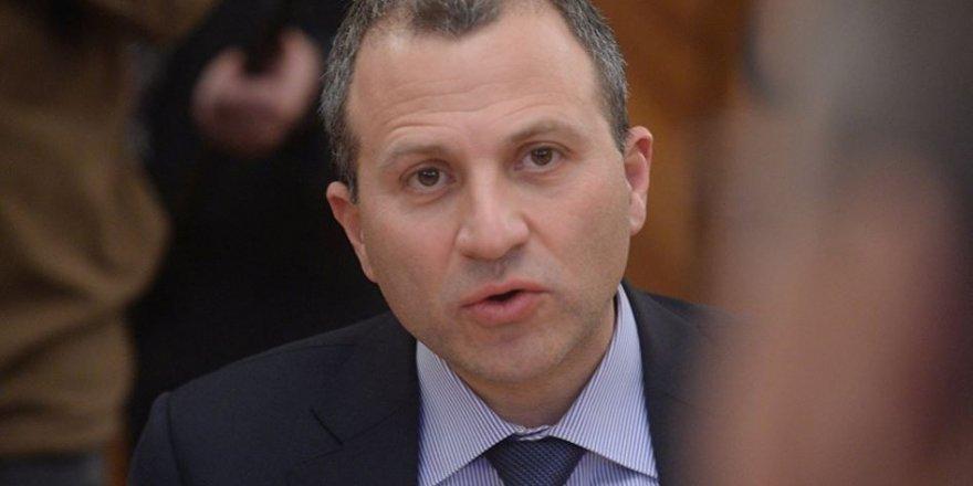 Lübnan Dışişleri Bakanı'nın Irkçı Açıklamalarına Büyük Tepki