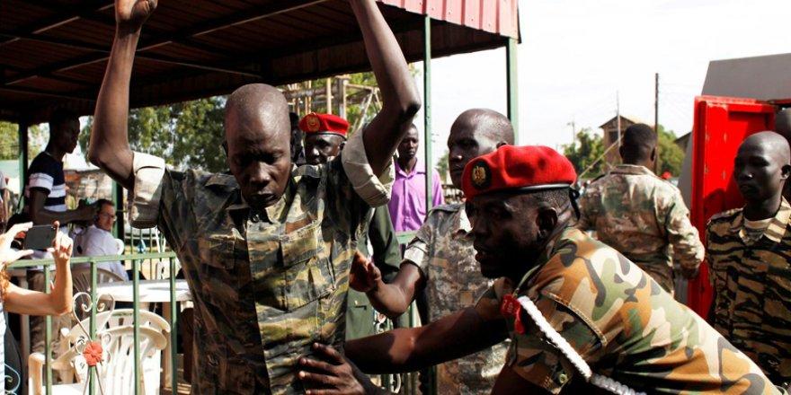 Sudan'da Kanlı Müdahale Sonrası Çok Sayıda Asker Gözaltında