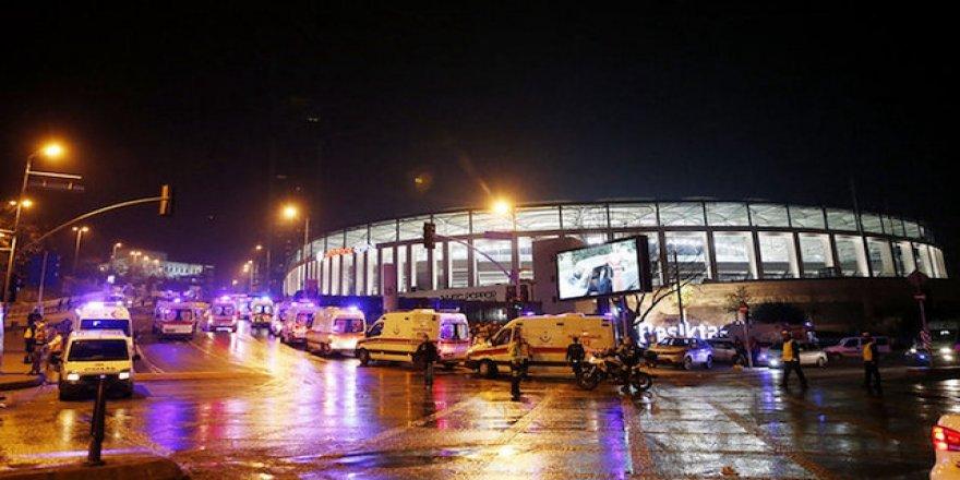 Vodafone Park Saldırısını Düzenleyen PKK'lı Hakkari'de Yakalandı