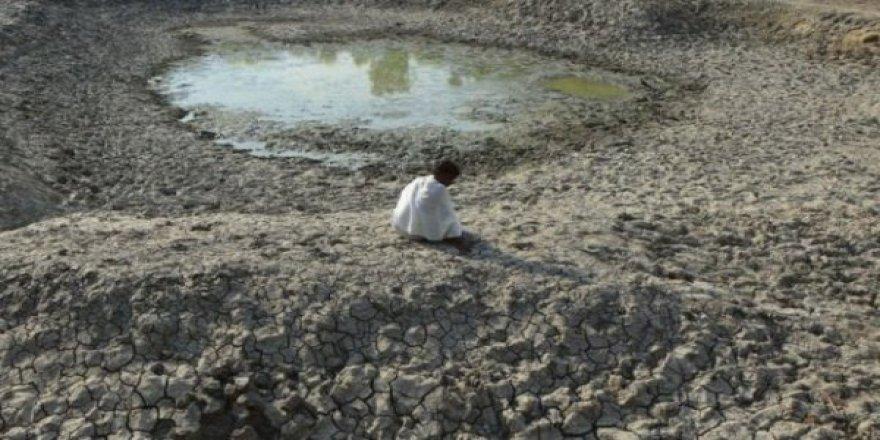 Hindistan, Rekor Seviyelere Ulaşan Sıcaklıklarla Savaşıyor