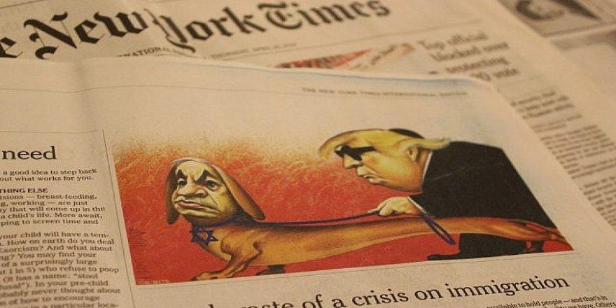 İsrail Çizimi NYT'ye Karikatür Geleneğini Bıraktırdı