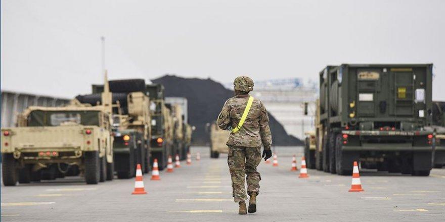 Amerika'dan Polonya'ya İlave Bin Asker