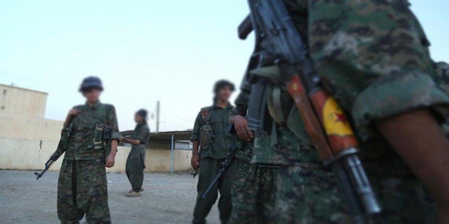Suudi Bakandan YPG/PKK'ya Destek Talebi